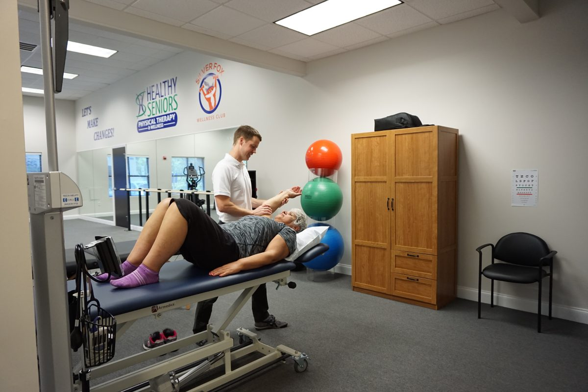 healthy seniors physical therapy